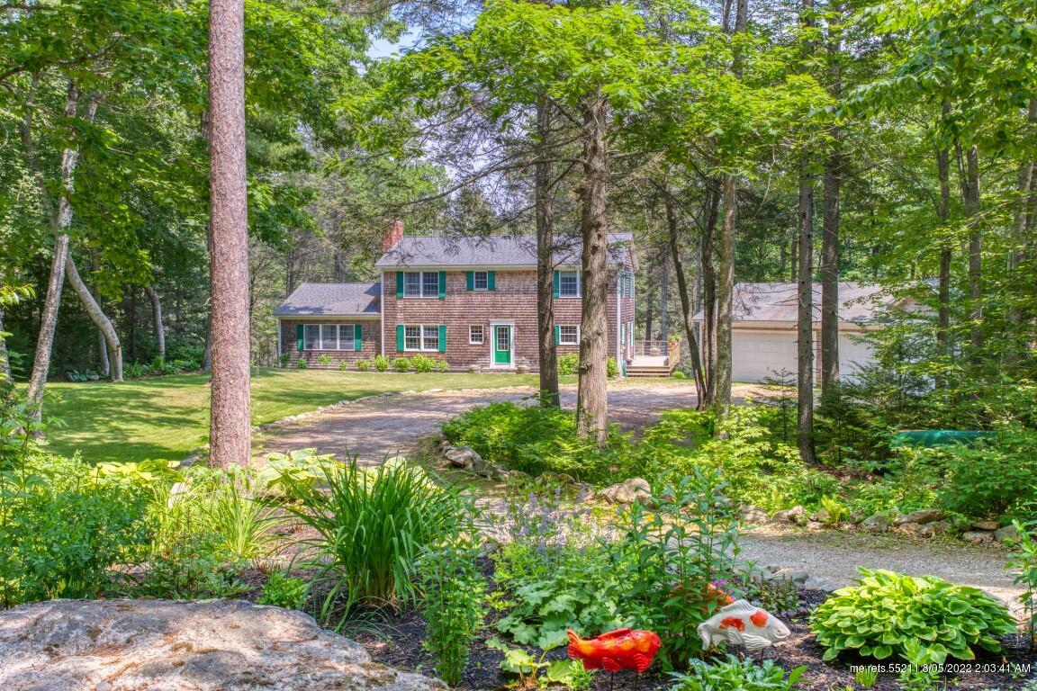 15 Ovens Mouth Lane,  Boothbay (MLS 1497515)
